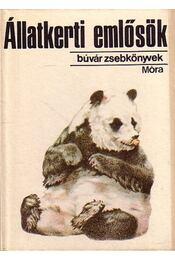 Állatkerti emlősök - Pénzes Bethen - Régikönyvek