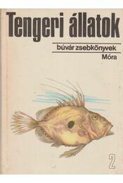 Tengeri állatok 2. - Pénzes Bethen - Régikönyvek