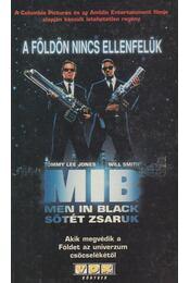 Men in Black - Sötét zsaruk - Perry, Steve - Régikönyvek