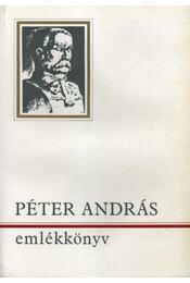 Péter András emlékkönyv - Régikönyvek