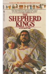 The Shepherd Kings - Peter Danielson - Régikönyvek