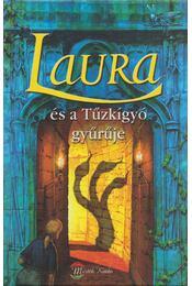 Laura és a Tűzkígyó gyűrűje - Peter Freund - Régikönyvek