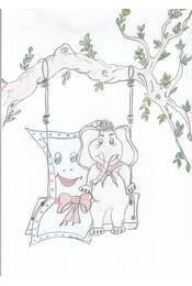 A játszótéri kaland - Mesebeli barátság - Régikönyvek