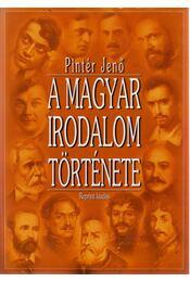 A magyar irodalom története I-II. (egy kötetben) - Pintér Jenő - Régikönyvek