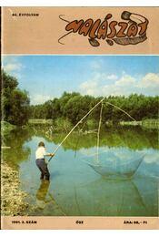 Halászat 1991/3. Ősz - Pintér Károly (főszerk.) - Régikönyvek