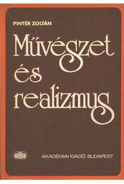 Művészet és realizmus - Pintér Zoltán - Régikönyvek