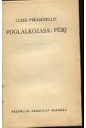 Foglalkozása: férj - Pirandello, Luigi - Régikönyvek