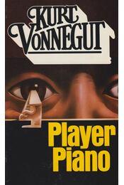 Player Piano - Kurt Vonnegut - Régikönyvek