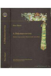 A Didymus-corvina - Pócs Dániel - Régikönyvek