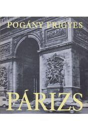 Párizs - Pogány Frigyes - Régikönyvek