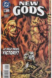 New Gods 9. - Pollack, Rachel, Giffen, Keith - Régikönyvek
