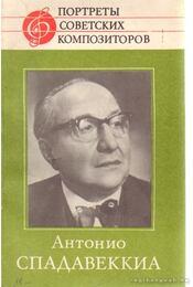 Antonio Spadavecchia - Pomasuk, Inna - Régikönyvek