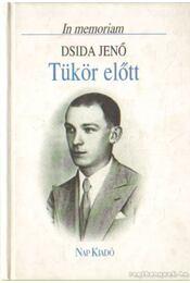 Tükör előtt - Pomogáts Béla - Régikönyvek