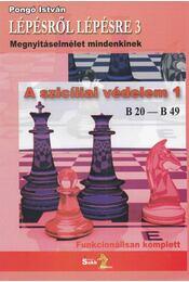 A szicíliai védelem 1 - Pongó István - Régikönyvek
