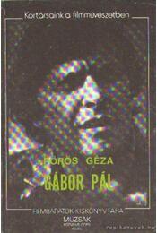 Gábor Pál - Pörös Géza - Régikönyvek
