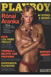 Playboy 2003. augusztus - Pósa Árpád - Régikönyvek
