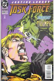Justice League Task Force 23. - Priest, Velluto, Sal - Régikönyvek