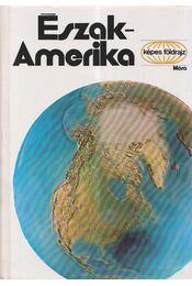 Észak-Amerika - Probáld Ferenc - Régikönyvek