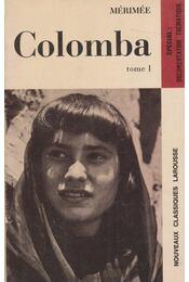 Colomba I. - Prosper Mérimée - Régikönyvek