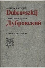 Dubrovszkij - Puskin, Alekszandr Szergejevics - Régikönyvek