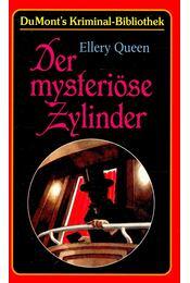 Der mysteriöse Zylinder (Titel des Originals: The Roman Hat Mystery) - Ellery Queen - Régikönyvek