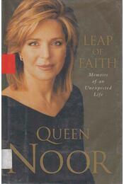 Leap of Faith - Queen Noor - Régikönyvek