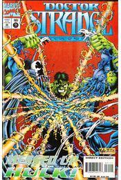 Doctor Strange, Sorcerer Supreme Vol. 1 No. 71 - Quinn, David, Gross Péter - Régikönyvek