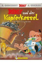 Asterix und der Kupferkessel - R. Goscinny, ALBERT UDERZO - Régikönyvek