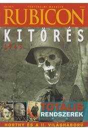 Rubicon 2012/13 - Rácz Árpád (szerk.) - Régikönyvek