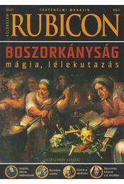 Rubicon 2012/1 - Rácz Árpád (szerk.) - Régikönyvek