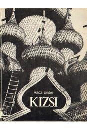 Kizsi - Rácz Endre - Régikönyvek