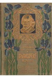 Shakspere remekei III. - Radó Antal, William Shakespeare - Régikönyvek