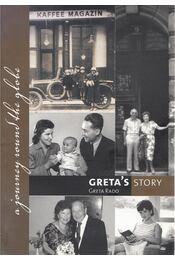 Greta's Story: A Memoir (dedikált) - Rado, Greta - Régikönyvek