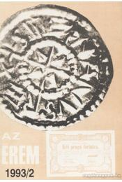 Az érem 1993. 2. szám - Rádóczy Gyula - Régikönyvek