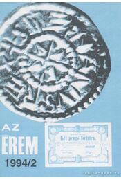 Az érem 1994. 2. szám - Rádóczy Gyula - Régikönyvek