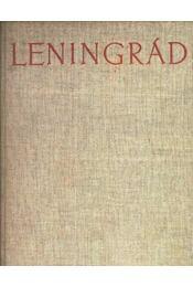 Leningrád - Radványi Ervin - Régikönyvek