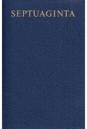 Septuaginta - Rahlfs, Alfred (szerk.) - Régikönyvek