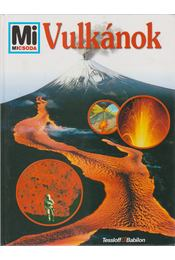Vulkánok - Rainer Köthe - Régikönyvek