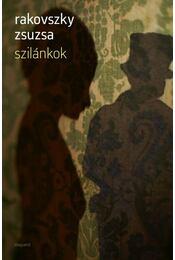 Szilánkok - Rakovszky Zsuzsa - Régikönyvek