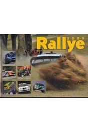 Rallye 2009 - szabó-Jilek Ádám, Tóth Anita - Régikönyvek