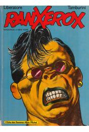 Ranxerox a New York - Régikönyvek