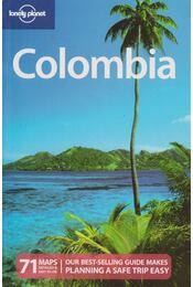 Colombia - Raub, Kevin - Régikönyvek