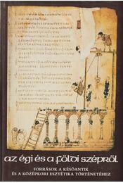 Az égi és a földi szépről - Redl Károly - Régikönyvek