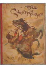 Die Skalpjäger - Reid Mayne - Régikönyvek