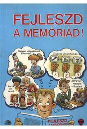 Fejleszd a memóriád! - Reid, Struan - Régikönyvek