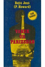 Vanek úr Párizsban - Rejtő Jenő - Régikönyvek