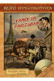 Vanekúr Párizsban - Hangoskönyv melléklettel - Rejtő Jenő - Régikönyvek