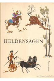 Heldensagen - Eposzok könyve - Reményi, Barkó (szerk.) - Régikönyvek