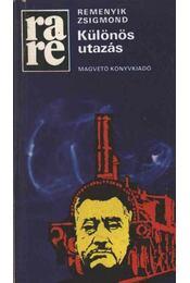 Különös utazás - Remenyik Zsigmond - Régikönyvek