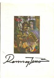 Remsey Jenő György (1885-1980) festőművész, író születésének 100. évfordulójára - Polonyi Péter - Régikönyvek